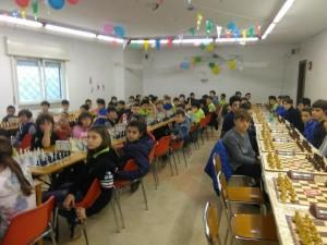 Immagine dal torneo di Vitinia